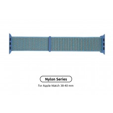Ремешок Nylon Armorstandart для Apple Watch 38mm 40mm Ocean Blue (ARM56049)