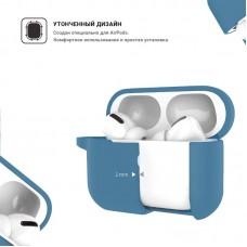 Чехол TPU Armorstandart Hang для Apple Airpods Pro Blue (ARM56073)
