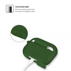Чехол TPU Armorstandart Silicone для Apple Airpods Pro Khaki Green (ARM56078)