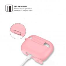 Чехол TPU Armorstandart Silicone для Apple Airpods Pro Light Pink (ARM56086)