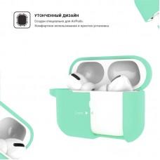 Чехол TPU Armorstandart Hang для Apple Airpods Pro Coastal Mint (ARM56102)