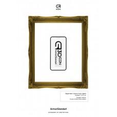 Защитное стекло Armorstandart Icon 3D Full Glue для iPhone 11 Pro Max XS Max Black 2шт (ARM56214-GI3