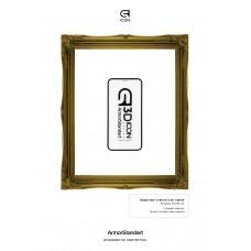 Защитное стекло Armorstandart Icon 3D Full Glue для iPhone 11 XR Black 2шт (ARM56215-GI3D-BK)