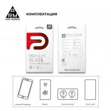 Защитное стекло Armorstandart Pro Full Glue для Samsung A21s A217 Black (ARM56252-GPR-BK)