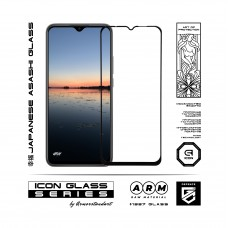 Защитное стекло Armorstandart Icon Full Glue для Xiaomi Redmi 9 Black (ARM56279)