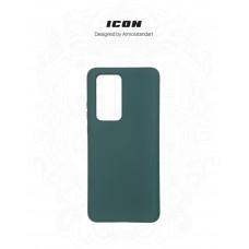 Чехол накладка TPU Armorstandart ICON для Huawei P40 Pro Pine/Green (ARM56326)