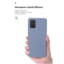 Чехол накладка TPU Armorstandart Icon для Samsung Note S10 Lite G770 Blue (ARM56350)