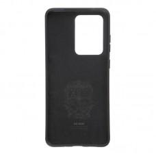 Чехол накладка TPU Armorstandart Icon для Samsung S20 Ultra G988 Black (ARM56357)