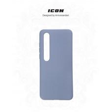 Чехол накладка TPU Armorstandart Icon для Xiaomi Mi 10 10 Pro Blue (ARM56361)