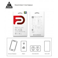 Защитное стекло Armorstandart Full Glue для Xiaomi Redmi 8 8A Black (2 шт) (ARM56460-GFG-BK)