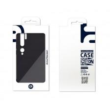 Чехол накладка TPU Armorstandart Matte Slim Fit для Xiaomi Mi Note 10 Black (ARM56500)