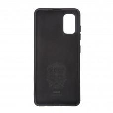 Чехол накладка TPU Armorstandart ICON для Samsung A41 A415 Black (ARM56576)