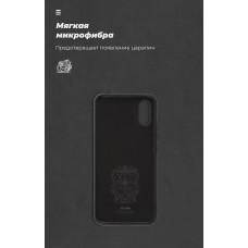 Чехол накладка TPU Armorstandart ICON для Xiaomi Redmi 9A Black (ARM56596)
