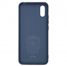 Чехол накладка TPU Armorstandart ICON для Xiaomi Redmi 9A Dark Blue (ARM56600)