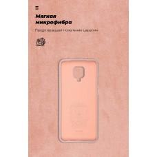Чехол накладка TPU Armorstandart ICON для Xiaomi Redmi Note 9S 9 Pro 9 Pro Max Pink/Sand (ARM56602)