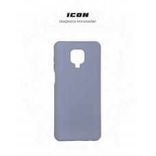 Чехол накладка TPU Armorstandart ICON для Xiaomi Redmi Note 9S 9 Pro 9 Pro Max Blue (ARM56604)