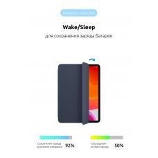 Чехол книжка PU Armorstandart для Apple iPad Pro 12.9 2020 Midnight/Blue