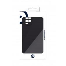Чехол накладка TPU Armorstandart Matte Slim Fit для Xiaomi Mi 10 lite Black (ARM56674)
