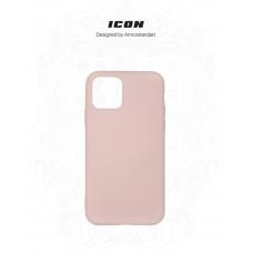 Чехол накладка TPU Armorstandart ICON для iPhone 11 Pro Pink/Sand (ARM56704)