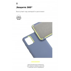 Чехол накладка TPU Armorstandart ICON для iPhone 11 Pro Max Blue (ARM56711)