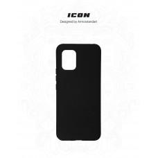 Чехол накладка TPU Armorstandart ICON для Xiaomi Mi 10 lite Black (ARM56874)