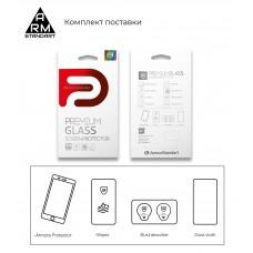 Защитное стекло Armorstandart Full Glue для Samsung A71 A715 Black (ARM56895)