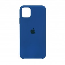 Чехол накладка TPU Armorstandart Silicone для iPhone 11 Pro Max Delft/Blue (ARM56913)
