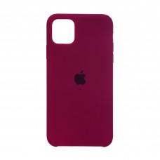 Чехол накладка TPU Armorstandart Silicone для iPhone 11 Pro Max Marsala (ARM56934)