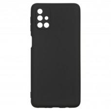 Чехол накладка TPU Armorstandart Matte Slim Fit для Samsung M31s M317 Black (ARM57085)