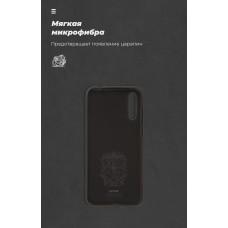 Чехол накладка TPU Armorstandart ICON для Huawei P Smart S Black (ARM57096)