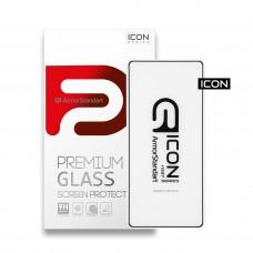 Защитное стекло Armorstandart Icon Full Glue для Samsung Note 20 N980 Black (ARM57104)