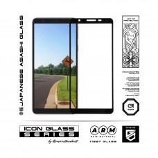 Защитное стекло Armorstandart Icon Full Glue для Samsung A01 Core 1 A013 Black (ARM57289)