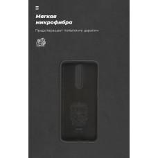 Чехол накладка TPU Armorstandart ICON для Xiaomi Poco X2 Black (ARM57320)
