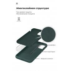 Чехол накладка TPU Armorstandart ICON для Xiaomi Poco X2 Pine/Green (ARM57321)