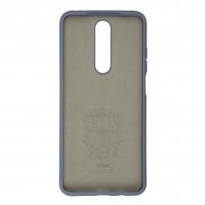 Чехол накладка TPU Armorstandart ICON для Xiaomi Poco X2 Blue (ARM57322)