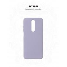 Чехол накладка TPU Armorstandart ICON для Xiaomi Poco X2 Lilac (ARM57323)