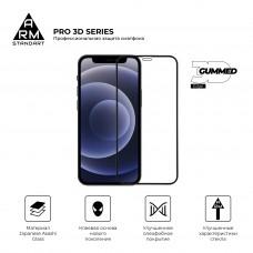 Защитное стекло Armorstandart Pro 3D Full Glue для Apple iPhone 12 Mini Black (ARM57357)