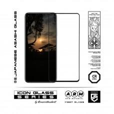Защитное стекло Armorstandart Icon Full Glue для Xiaomi Mi 10T Black (ARM57360)