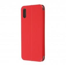 Чехол книжка PU Armorstandart G-для Xiaomi Redmi 9A Red (ARM57373)