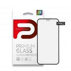 Защитное стекло Armorstandart Pro Full Glue для Apple iPhone 12 12 Pro Black (ARM57596)