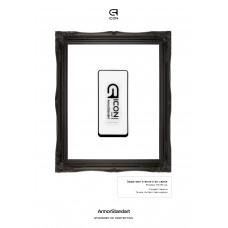 Защитное стекло Armorstandart Icon Full Glue для Motorola G8 Black (ARM57653)