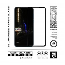 Защитное стекло Armorstandart Icon Full Glue для Motorola G8 Power Black (ARM57655)