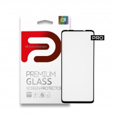 Защитное стекло Armorstandart Pro Full Glue для Motorola Moto G9 Plus Black (ARM57778)