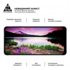 Защитное стекло Armorstandart Pro для Samsung A12 (A125) Black (ARM57967)