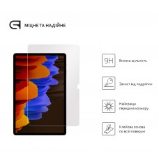 Защитное стекло Armorstandart 2.5D для Samsung Tab S7 Plus T970 T975 (ARM58002) Transparent
