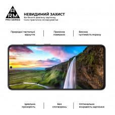 Защитное стекло Armorstandart Pro для Samsung S21 Black (ARM58034)