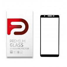 Защитное стекло Armorstandart Full Glue HD для Samsung A01 Core (A013F) Black (ARM58299)