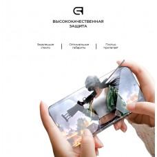 Защитное стекло Armorstandart Full Glue HD для Samsung A10s A107 A10 M10 Black (ARM58300)