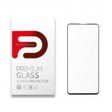 Защитное стекло Armorstandart Full Glue HD для Samsung A71 A715 Black (ARM58307)