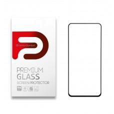 Защитное стекло Armorstandart Full Glue HD для Xiaomi Redmi Note 9 Black (ARM58321)